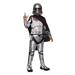 Star Wars VII Captain Phasma Child's Halloween Costume