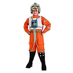Star Wars Clone Wars X-Wing Fighter Pilot Child's Halloween Costume