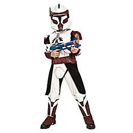 Star Wars Clone Wars Deluxe Commander Fox Child's Halloween Costume