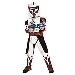Star Wars Clone Wars Deluxe Commander Fox Child's Halloween Costume