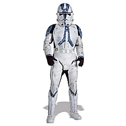 Star Wars Clone Trooper Deluxe Child's Halloween Costume