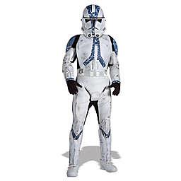 Star Wars Clone Trooper Deluxe Child's Halloween Costume