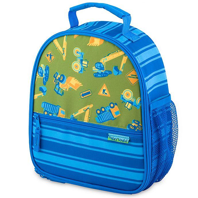 Alternate image 1 for Stephen Joseph® Construction Lunch Bag