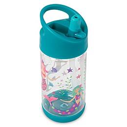 Stephen Joseph® 10 oz. Mermaid Flip-Top Water Bottle