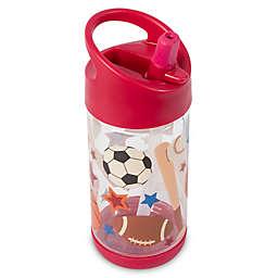 Stephen Joseph® 10 oz. Sports Flip-Top Water Bottle