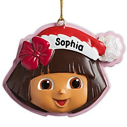 Dora the Explorer™ Christmas Ornament