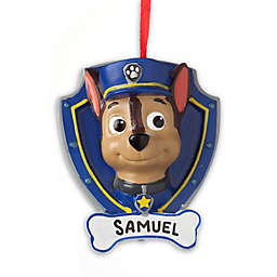 PAW Patrol Best Pup Pals Chase Christmas Ornament