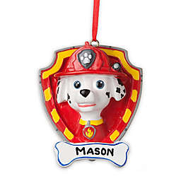 PAW Patrol Best Pup Pals Marshall Christmas Ornament