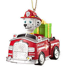 PAW Patrol Best Pup Pals Marshall's Truck Christmas Ornament