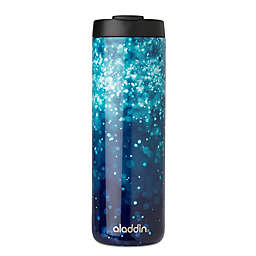 Aladdin 16 oz. Vacuum Insulated Stainless Steel Car Mug in Aqua