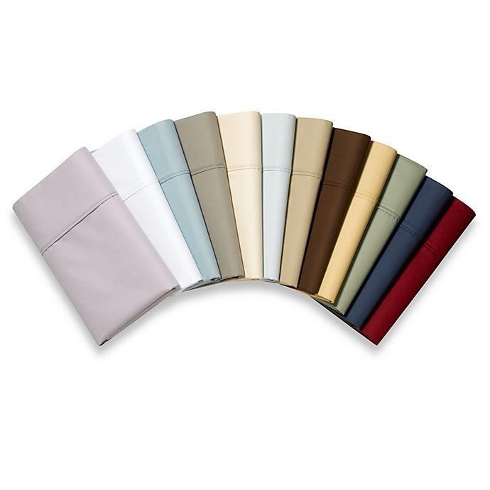 Alternate image 1 for Palais Royale™ 630-Thread-Count Long Staple Cotton Pillowcases (Set of 2)
