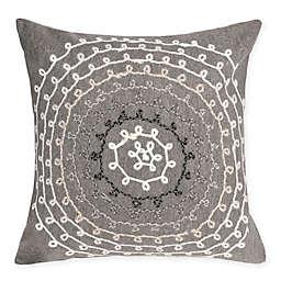 Liora Maine Ombre Threads Indoor/Outdoor Throw Pillow