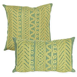Liora Manne Celtic Grove Indoor/Outdoor Throw Pillow