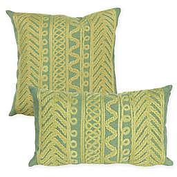 Liora Manne Celtic Grove Indoor/Outdoor Throw Pillow