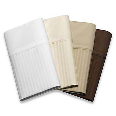 Palais Royale™ 630 Stripe Pillowcases (Set of 2)