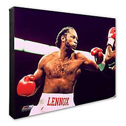 Lennox Lewis 16-Inch x 20-Inch Photo Canvas Wall Art