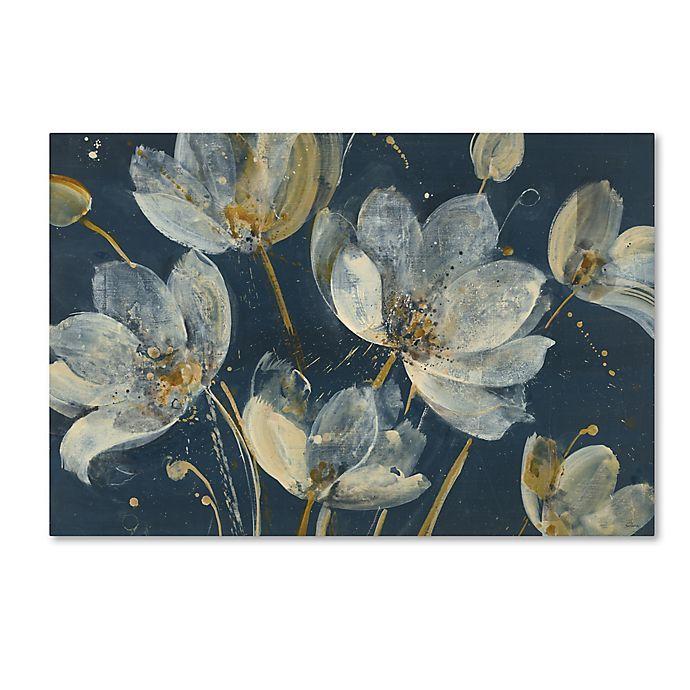 Alternate image 1 for Trademark Fine Art 25-Inch x 20-Inch Translucent Garden Canvas Wall Art