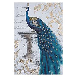 Blue Beauty 23.5-Inch x 35.5-Inch Canvas Wall Art