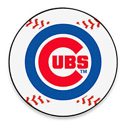 Cubs 2-Foot 3-Inch Accent Rug