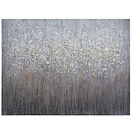 Sprinkle of White 48-Inch x 36-Inch Canvas Wall Art