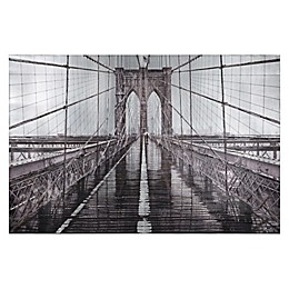 Ren-Wil Iconic 60-Inch x 40-Inch Canvas Wall Art