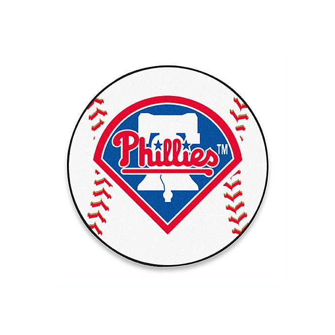 Alternate image 1 for Phillies 2-Foot 3-Inch Accent Rug