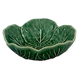 Bordallo Pinheiro Cabbage 5-Inch Bowls in Green (Set of 4)