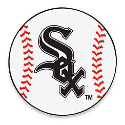 White Sox 2-Foot 3-Inch Accent Rug
