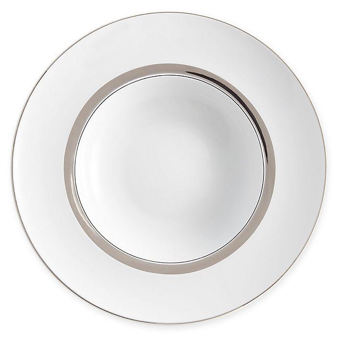 Alternate image 1 for Vista Alegre Domo Platinum Rim Soup Bowls (Set of 4)