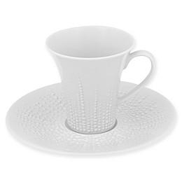 Vista Alegre Mar Espresso Cup and Saucer (Set of 4)