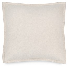 UGG® Lunar Stripe Cotton Flannel European Pillow Sham in Cream