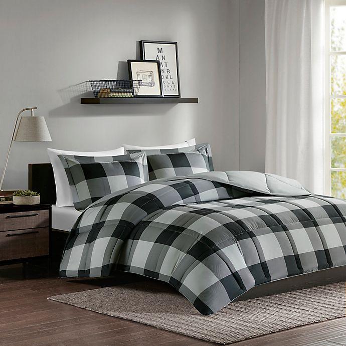 Alternate image 1 for Madison Park Essentials Barrett Comforter Set