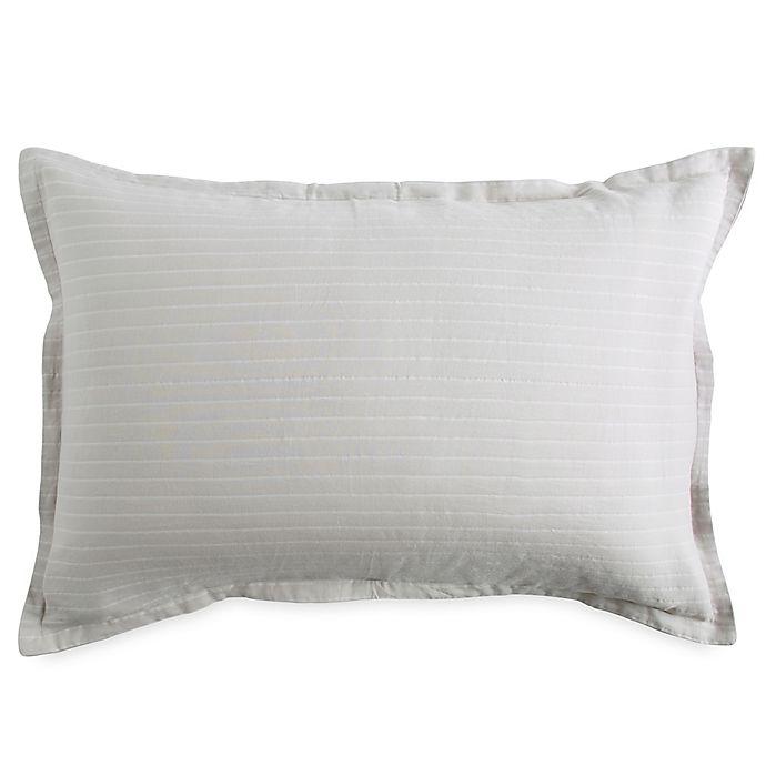Alternate image 1 for DKNYpure® Comfy Pillow Sham