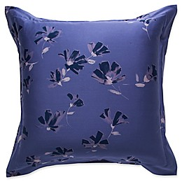 Frette At Home Sanremo European Pillow Sham in Sapphire