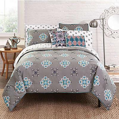 Amrita Sen Jaisalmer Reversible Comforter Set