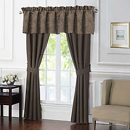 Waterford® Glenmore Window Curtain Panels and Valance