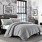 Eddie Bauer® Preston Flannel Full/Queen Comforter Set in Grey