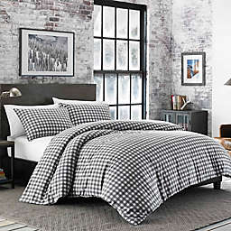 Eddie Bauer® Preston Flannel Comforter Set