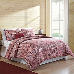 VCNY Home Hunter 5-Piece Comforter Set in Red