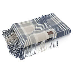 UGG® Charger Plaid Wool Throw Blanket