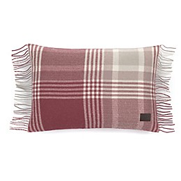 UGG® Charger Plaid Throw Pillow