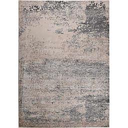 Ren-Wil Azure Fog Area Rug in Beige/Grey