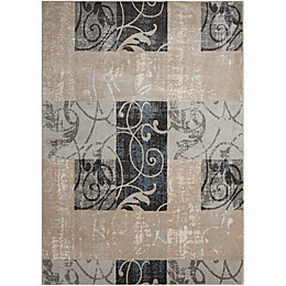 Nourison Maxell Machine Woven Multicolor Rug