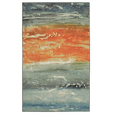 Mohawk Home®  Aurora Abstract Seascape Area Rug