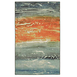 Mohawk Home®  Aurora Abstract Seascape Area Rug