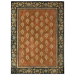 Patina Vie by Karastan Floret Area Rug