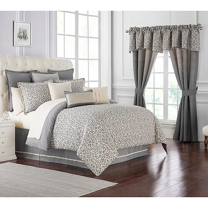 Alternate image 1 for Waterford® Charlize Comforter Set