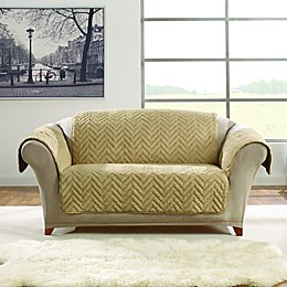 Sure Fit® Faux Fur Furniture Protector Collection