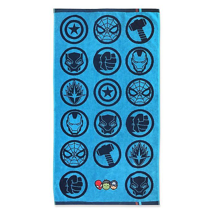 Alternate image 1 for Marvel® Comics Avengers Bath Towel