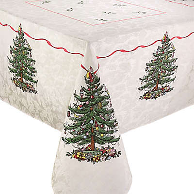 Spode® Christmas Tree by Avanti Tablecloth
